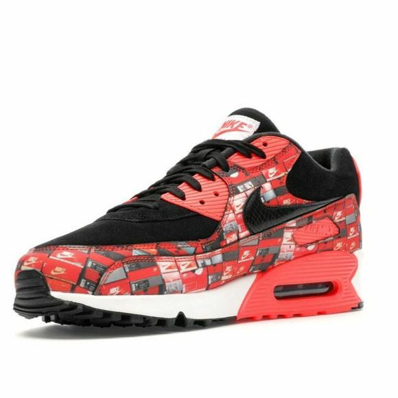 buy popular 9f63f 524ad Nike Air Max 90 Atmos Shoe We Love Nike AQ0926-001 Boutique